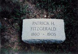 Patrick H Fitzgerald