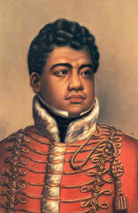 King Liholiho Kamehameha