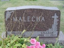Lillian <I>Sevcik</I> Malecha