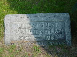 Lillian <I>Mount</I> Berge