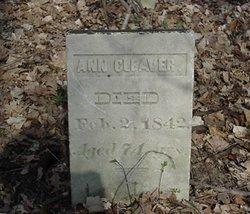 Ann Cleaver