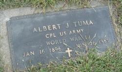 Albert J Tuma