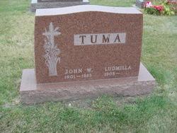 John William Tuma