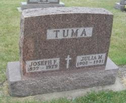 Joseph F Tuma