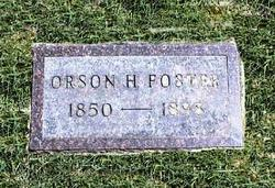 Orson Hyde Foster