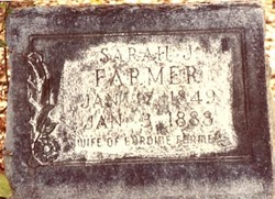 Sarah Jane <I>Germany</I> Howard Farmer