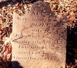 Mary Anna <I>Klein</I> Culp
