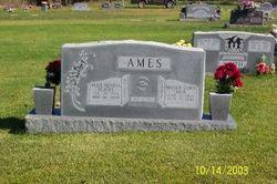 Allie Geneva <I>Scates</I> Ames