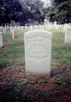 Pvt John H. Sterling