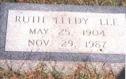 Ruth Olivia <I>Leedy</I> Lee