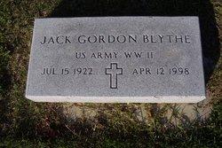 Jack Gordon Blythe