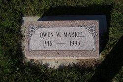 Owen Willard Markel