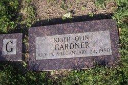 Keith Olin Gardner