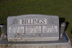 Thom B. Billings