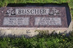 Mary Ann Busher