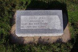 Julie Ann Thomas