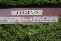 Clara B. <I>Schwerdfeger</I> Douglass