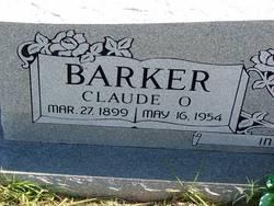 Claude Owen Barker