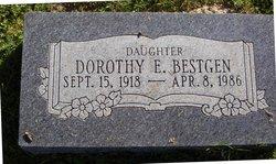 Dorothy E. Bestgen