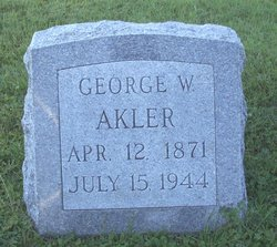 George W. Akler