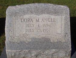 """Dora M. """"Dode"""" <I>Mills</I> Angle"""