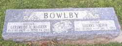Gertrude V. <I>Warren</I> Bowlby