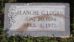 Blanche G. <I>Moran</I> Logan