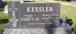 """Jerome Vincent """"June"""" Kessler"""