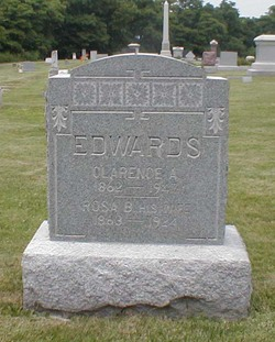 Clarence A Edwards