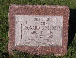 Leonard G. Niedens