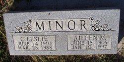 C. Leslie Minor