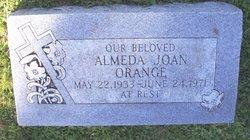 Almeda Joan Orange