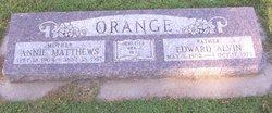 Edward Alvin Orange