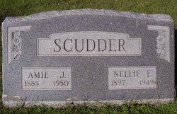 Nellie E. Scudder