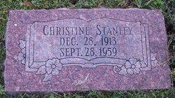 Christine Stanley