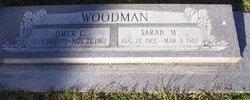 Sarah M. Woodman