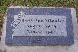Ruth Ann Minnick