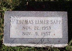 Thomas Elmer Sapp
