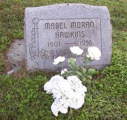 Mabel <I>Moran</I> Hawkins