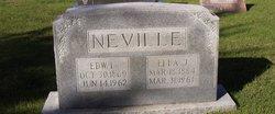 """Helena J. """"Ella"""" <I>Jansen</I> Neville"""