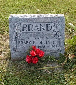 Bobby E Brand
