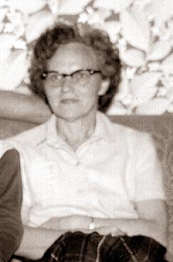 Ruth Forrest <I>Lockhart</I> Pierce