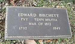 Pvt Edward Birchett