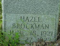 Hazel Brockman