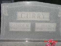 George Mont Curry