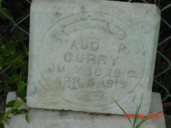 Maud R Curry