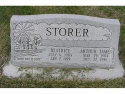 Beatrice <I>Nielson</I> Storer