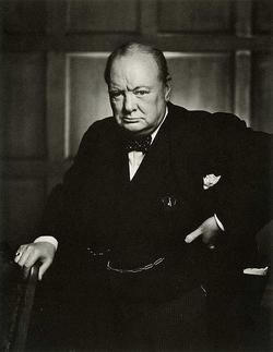 Sir Winston Leonard Spencer Churchill