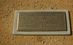 Parrish A Bernhagen