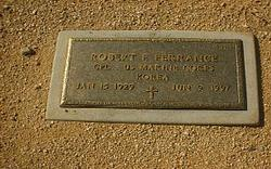 Robert F Ferrance